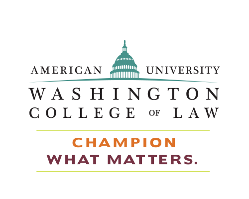 American University Washington College of Law - Champion What Matters