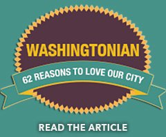 Link to Washingtonian Article